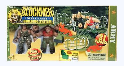 Fist fight, Blockmen