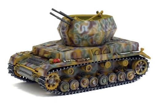 Flakpanzer IV Wirbelwind, Bélgica, 1945, 1:72, Solido