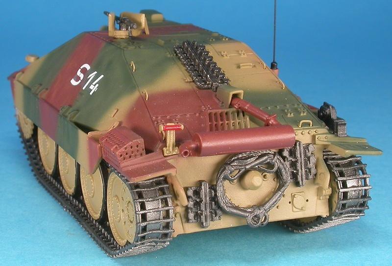 Flammpanzer 38 (t) Hetzer, Operación Nordwind, Enero, 1945, 1:48, Gasoline