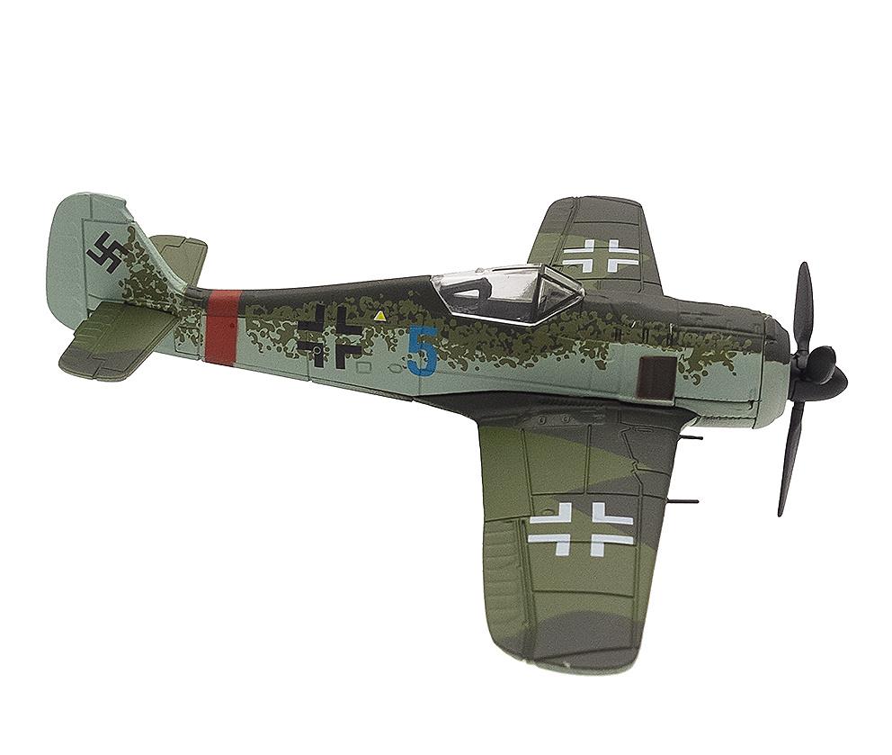 Focke Wulf FW190A-5, Campaña