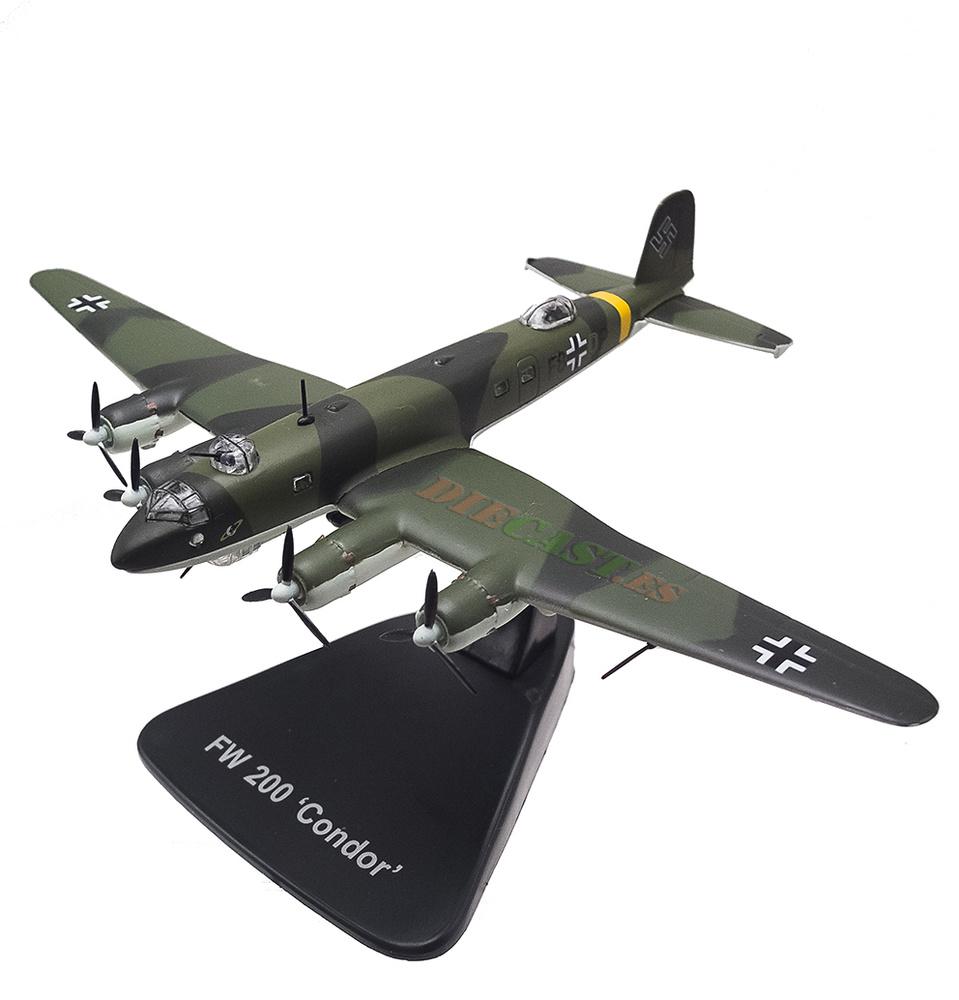 Focke-Wulf Fw 200 Condor, 1937/44, 1:144, Editions Atlas