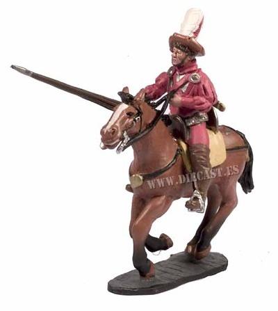 Free Lancer, Liga de Suabia, 1524-26, 1:30, Del Prado