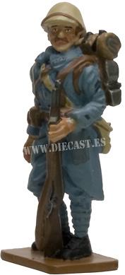 French Infantry Corporal, Verdun, 1916, 1:30, Del Prado