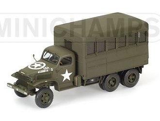 GMC CCKW 353 B2 Box Truck 1943, 1:35, Minichamps