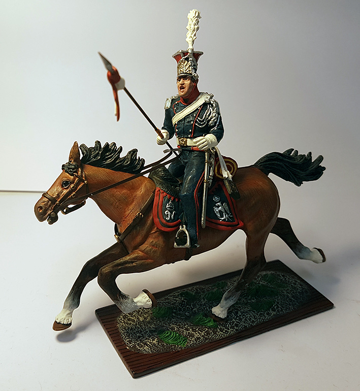 GUARDIA IMPERIAL FRANCESA, 1:24, SCHUCO