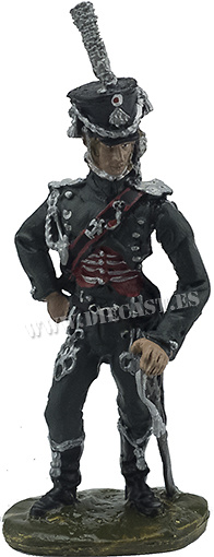 Gendarme de Ordenanza, Guardia Imperial, 1806-07, 1:32, Hobby & Work