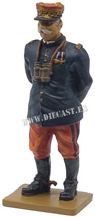 General Joffre, ejército francés, Francia, 1918, 1:30, Del Prado