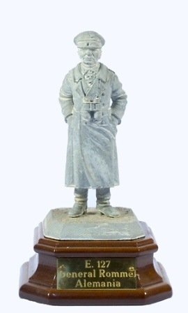 General Rommel, Alemania, E.127, Alymer