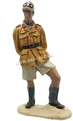 General del Afrika Korps, 1942, 1:32, Hobby & Work