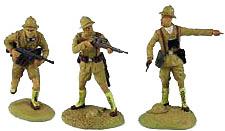 German DAK (Deutsches Afrikakorps), 1:32, 21st Century Toys