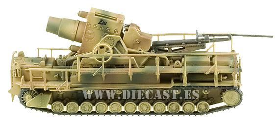 German Mörser Karl-Gërat 040, 1:144, Easy Model