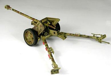 German PaK 40 (Panzerabwehrkanone 40), 1:18, 21st Century Toys