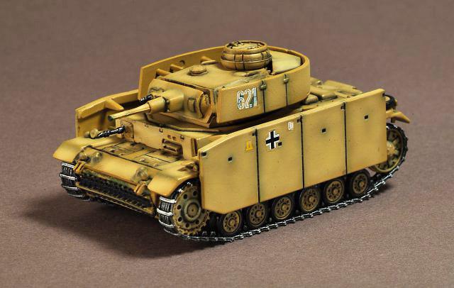 German Sd.Kfz.141 Panzer III Ausf.G Kursk 194, 1:72, War Master