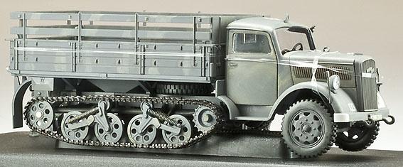 German Sd.Kfz4 Transport Half Track, 1:32, 21st Century Toys