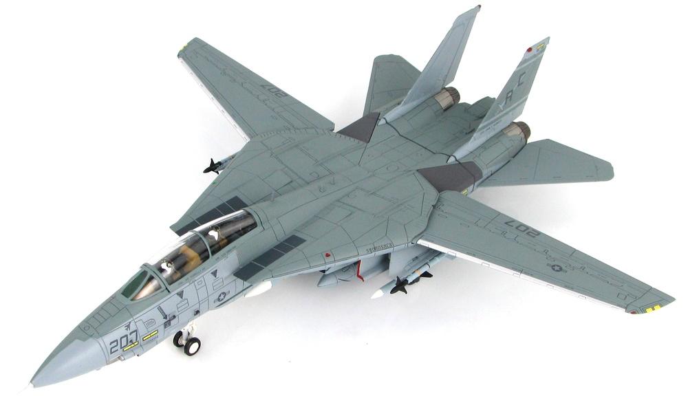 Grumman F-14A BuNo 159610, VF-32, Incidente del Golfo de Sidra,