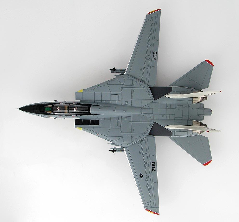 Grumman F-14A Tomcat, 162698, VF-14 Tophatters, 80 Aniversario, 1999, 1:72, Hobby Master