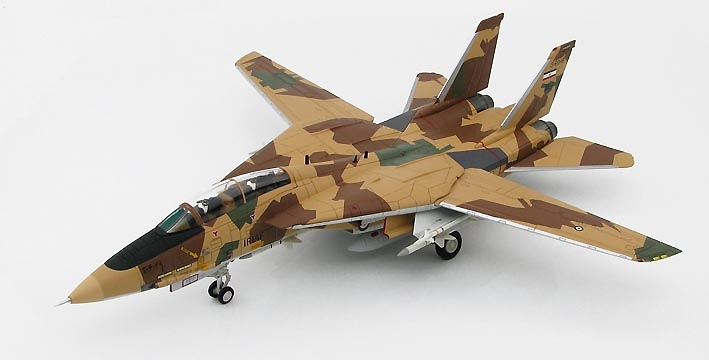 Grumman F-14AM 160347, IRIAF, Islamic Republic of Iran Air Force, 2014, 1:72, Hobby Master