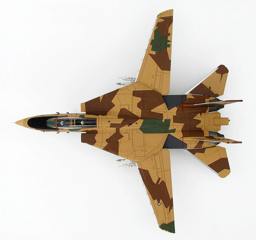 Grumman F-14AM Tomcat 160347, IRIAF, Islamic Republic of Iran Air Force, 2014, 1:72, Hobby Master