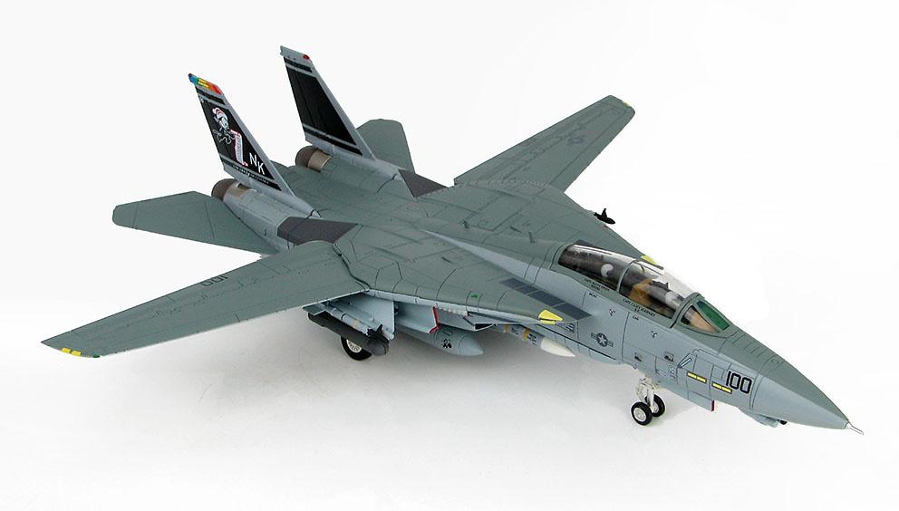 Grumman F-14D Super Tomcat 164601, VF-31, 2002