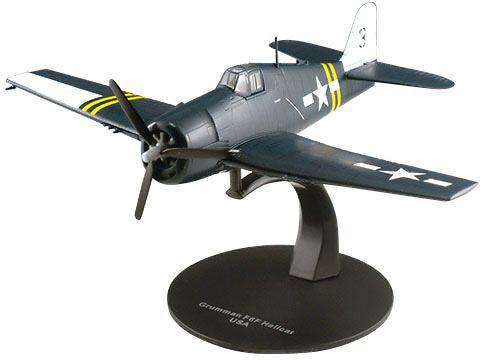 Grumman F6F Hellcat, 1:72, DeAgostini