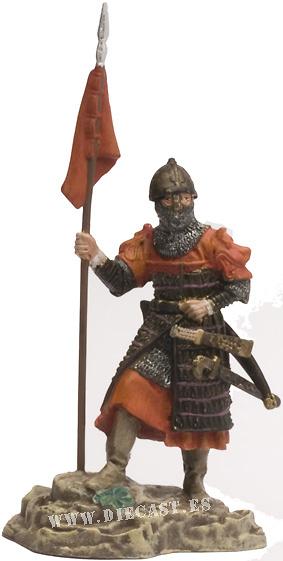 Guerrero Turco, Siglo VIII, 1:32, Planeta DeAgostini