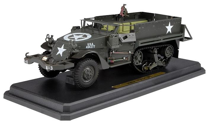 Halftrack M3, U.S. Army, 1:24, Kaden