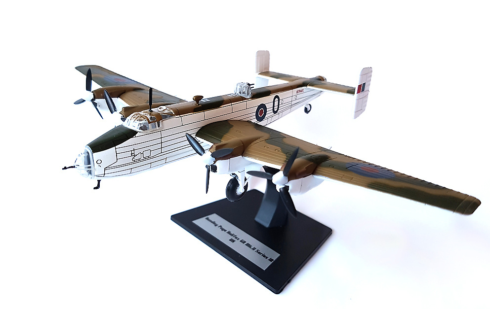 Handley Page Halifax GR MK.II Series, IA UK, 1944, 1:144, Ixo