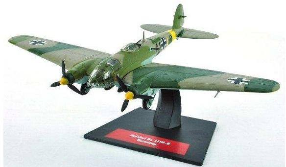 Heinkel He 111 H-6 , Alemania, 1:144, Altaya
