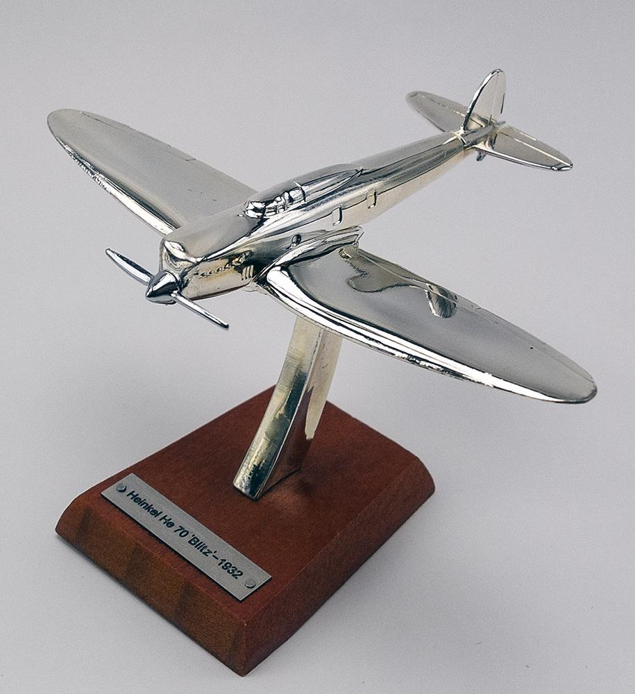 Heinkel He-70 Blitz, 1933, 1:200, Atlas