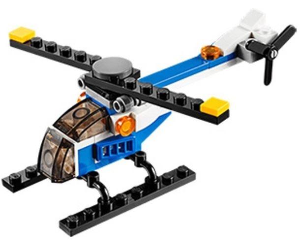 Helicóptero, Lego Creator