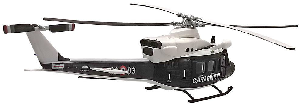 Helicóptero Agusta AB412, 1984, Colección Carabinieri