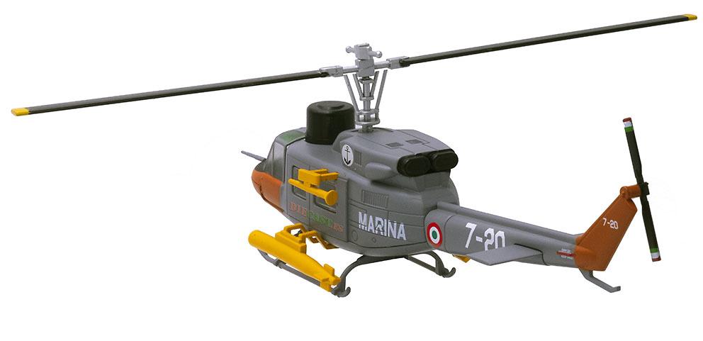 Helicóptero Agusta-Bell AB 212 ASW, Marina Militare, Italia, 1:72, Planeta DeAgostini