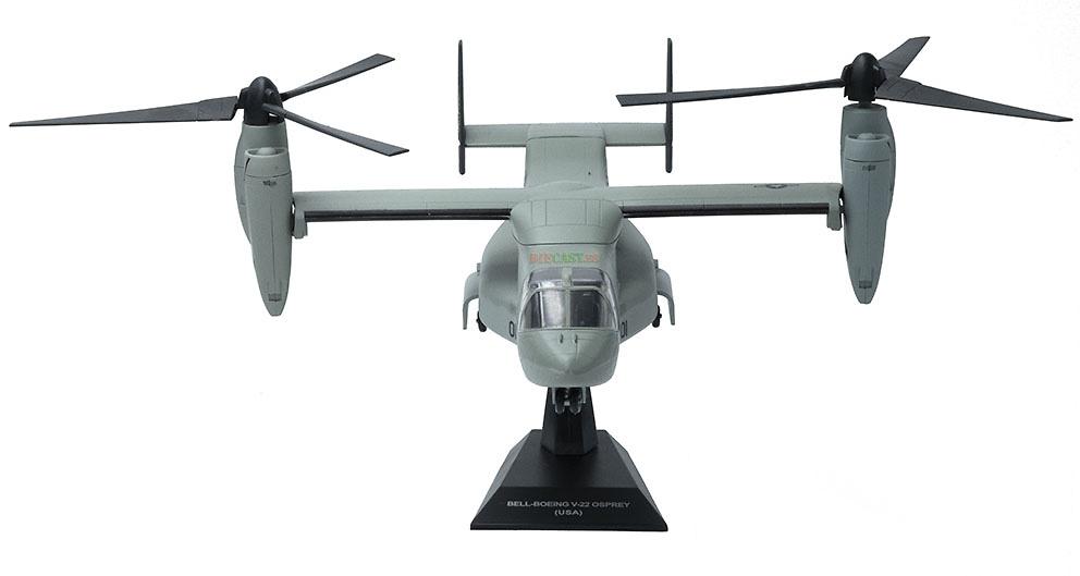 Helicóptero Bell-Boeing V-22 Osprey, USA, 1:72, Planeta DeAgostini