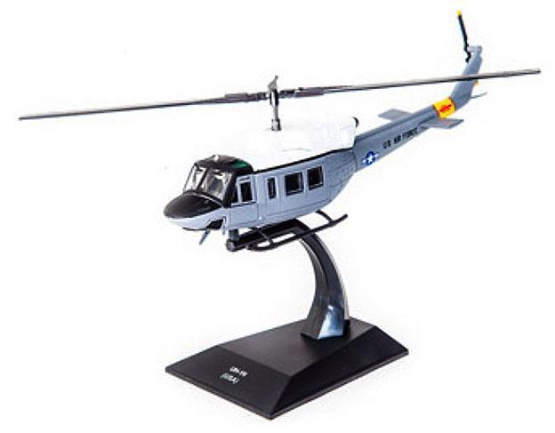 Helicóptero Bell UH-1N Huey, USA, 1:72, Planeta DeAgostini