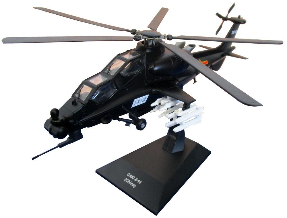 Helicóptero CAIC Z-10, China, 1:72, Planeta DeAgostini