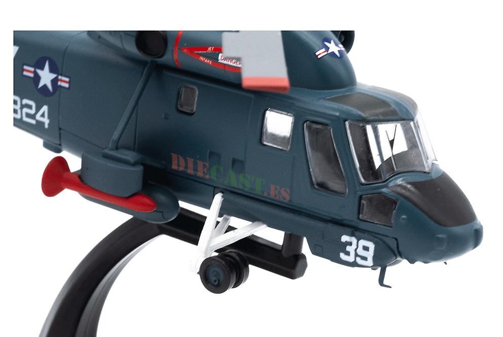 Helicóptero Kaman SH-2F Seaprite (USA), 1:72, Planeta DeAgostini