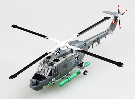 Helicóptero Lynx Mk.88, 83-18, German Marine Navy, 1:72, Easy Model