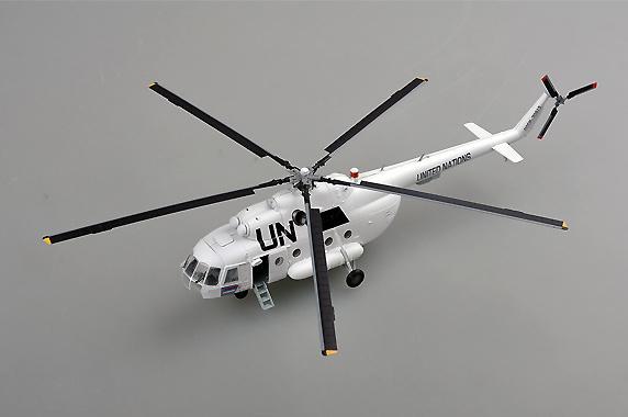 MI-17, Naciones Unidas, Rusia, No70913, 1:72, Easy Model