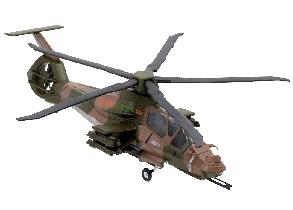 Helicóptero RAH-66 Comanche (USA), 1:72, Planeta DeAgostini