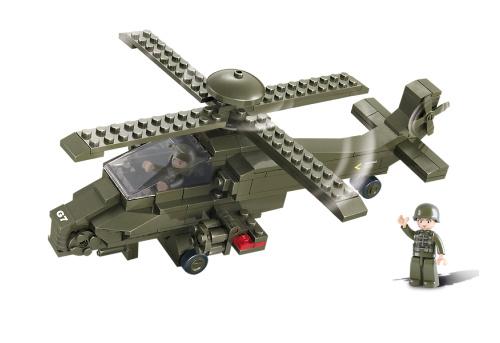 Helicóptero Ruso de Combate, Sluban