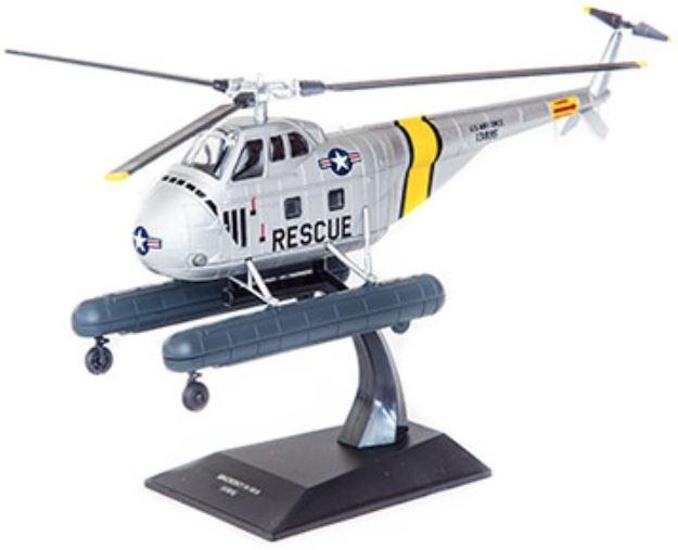 Helicóptero Sikorsky H-19A, USA, 1:72, Altaya