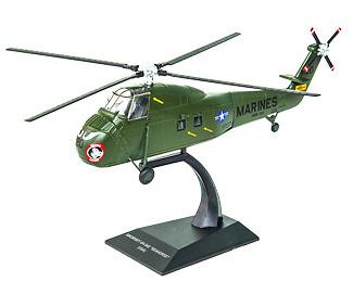 Helicóptero Sikorsky UH-34D Sea Horse (USA), 1:72, Planeta DeAgostini