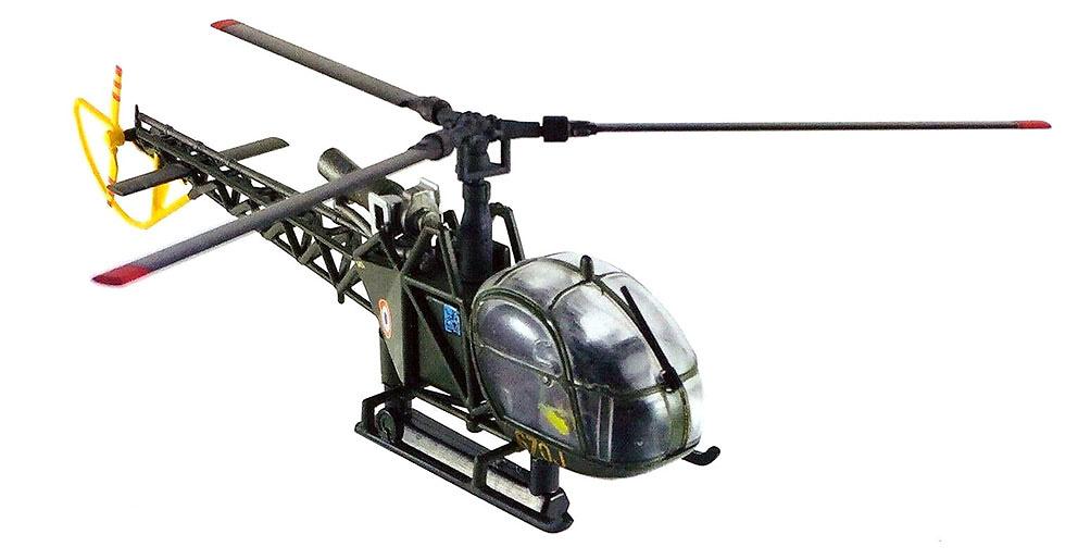 Helicóptero Sncase SE313 Alouette II, Francia, 1:72, Altaya