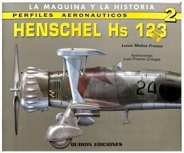 Henschel Hs 123 (libro)