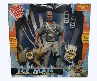Hombre de hielo, Strike Force, Sunny Smile
