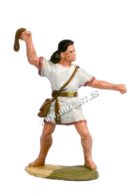 Hondero Balear, s.II aC, 1:30, Del Prado
