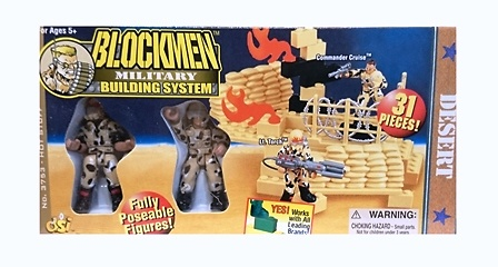 Hot Stuff, Blockmen