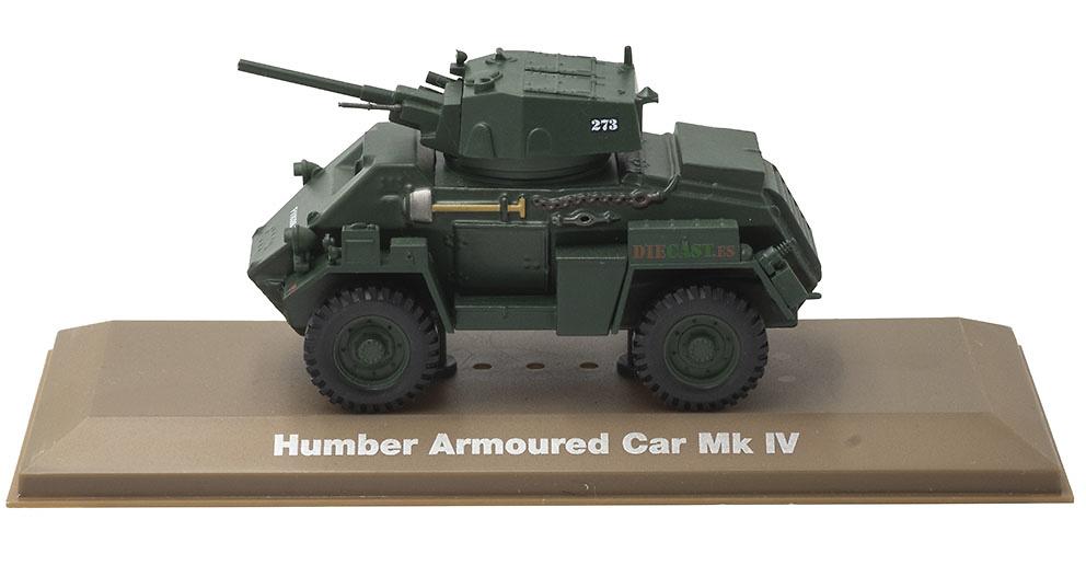 Humber Mk IV, Armoured Car, 1944, 1:43, Atlas
