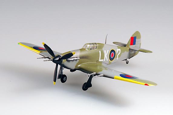 Hurricane MK11, 87 Sqn, 1942, 1:72, Easy Model