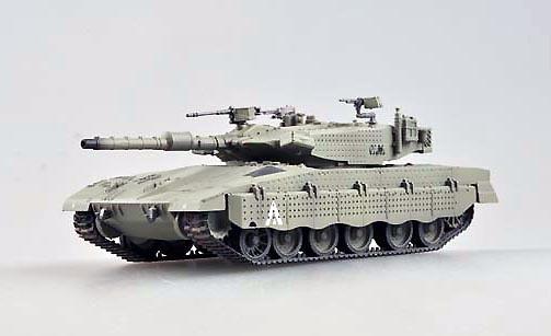 I.D.F Merkava III,1995, 1:72, Easy Model
